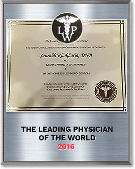The Leading Physician of the World 2016