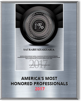America's Most  Honored Professionals  2017